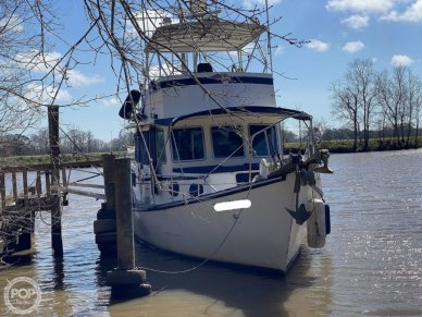 Thompson 44 Trawler, 44, for sale
