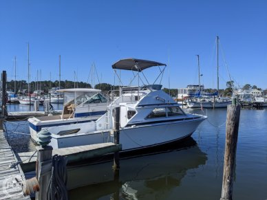 Bertram Flybridge, 28', for sale - $19,000