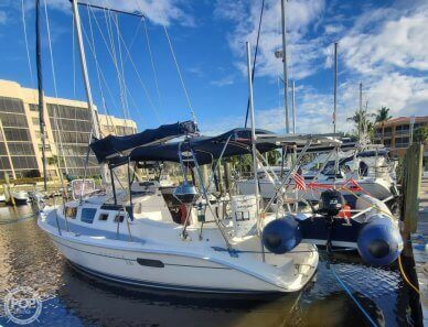 Hunter 326, 326, for sale - $53,000