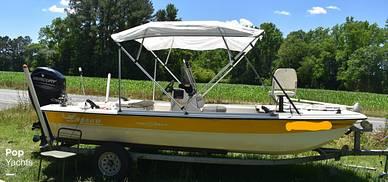 Mako 17 Pro skiff, 17, for sale - $14,250