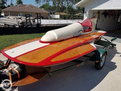 2019 Classic Handcrafted Clarkcraft Design Hydroplane - #2