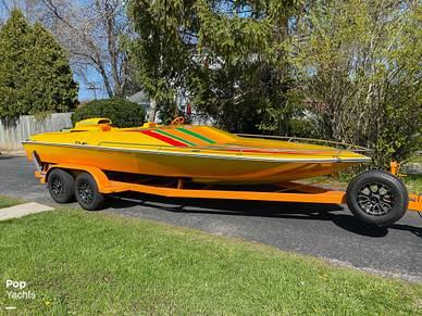 Eliminator Day Cruiser, 21', for sale - $55,000