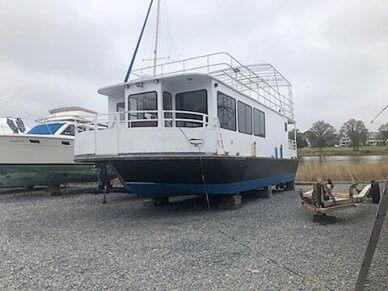 Skipperliner 45 Riverboat, 45, for sale - $34,995