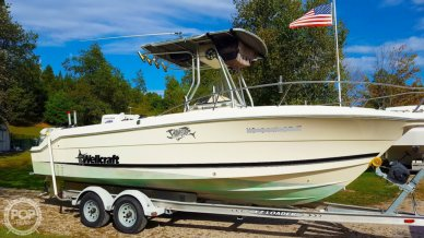 Wellcraft Fisherman 230, 230, for sale