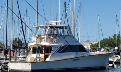 Ocean Yachts Super Sport 55, 55, for sale - $156,000