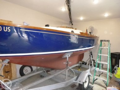 Cape Dory Typhoon 18 Weekender, 18, for sale - $17,750