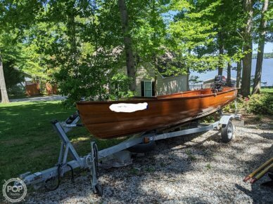 Homemade Canadian Red Cedar, 15', for sale - $12,750
