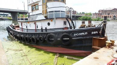 52' Steel Tug Boat Larose Louisiana Built, 52', for sale - $63,000