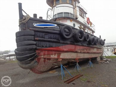 52' Steel Tug Boat Larose Louisiana Built, 52', for sale - $54,995