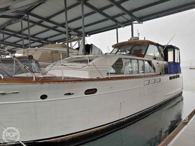 Chris-Craft Constellation, 43', for sale - $55,000