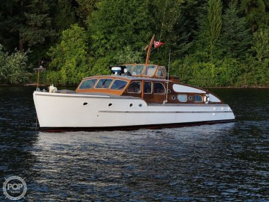 Shain Airflow Trimmership, 47', for sale - $76,500