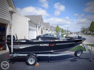Alumacraft Escape 145 CS, 145, for sale - $14,900
