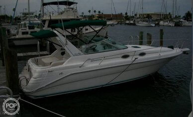 Sea Ray Sundancer 290, 290, for sale - $36,700