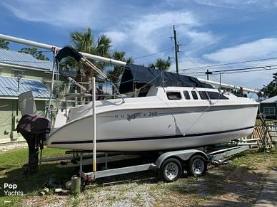 Hunter 260, 260, for sale - $16,750