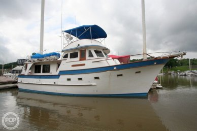 Defever 49 Pilothouse, 49, for sale - $195,000