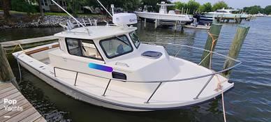 1994 Parker Marine 2520