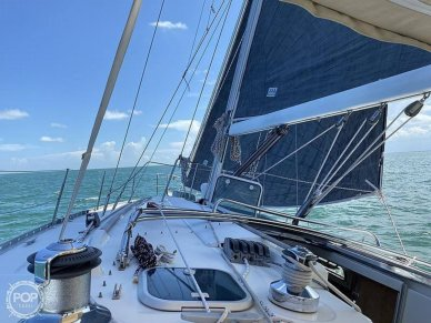 New carbon fiber sails
