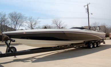 Scarab 43 Thunder, 43', for sale - $87,900