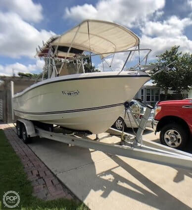 Cape Craft 2200 WI, 2200, for sale - $28,000