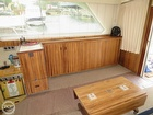 Tigerwood Vener Cabinets