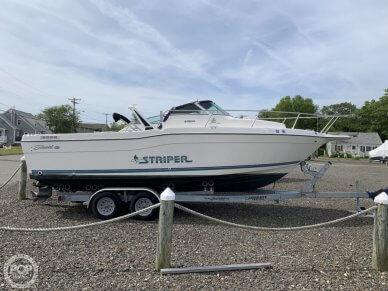 Seaswirl Striper 2600, 2600, for sale - $23,375