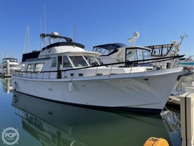 1984 CHB Motor Yacht 45 - #2