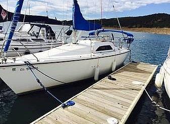 Hunter 26.5, 26', for sale in Colorado - $12,800