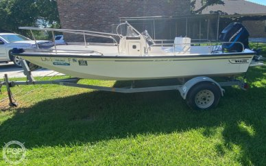 Boston Whaler Montauk 17, 17, for sale - $25,500