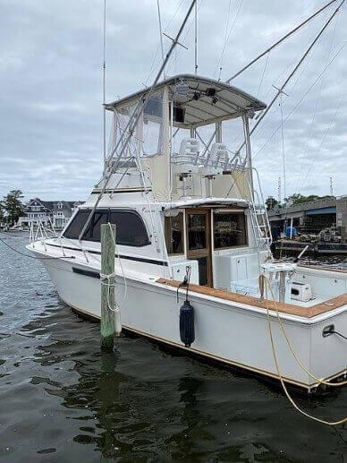 Egg Harbor 35 Sportfish, 35, for sale - $44,500