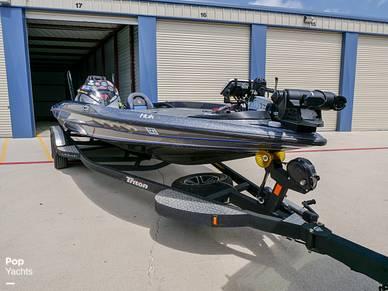 Triton 20TRX Patriot Elite, 20, for sale - $69,000