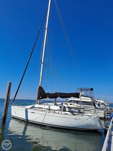 Beneteau 36.7 First, 36', for sale - $68,000