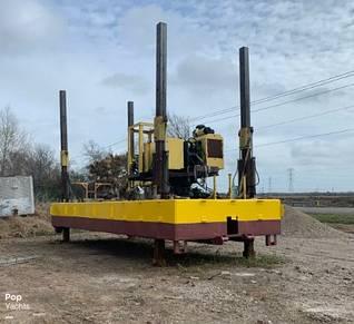 Custom Built 30x11 Barge, 30', for sale - $72,300