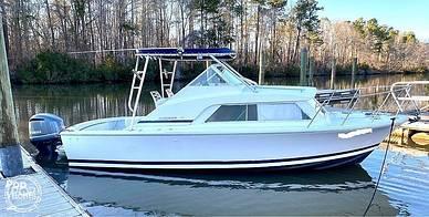 Bertram 25' Cabin Cruiser, 25', for sale - $27,000