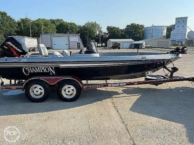 Champion Fish Hunter 194, 194, for sale in Kansas - $15,300