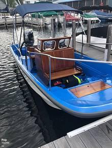 Boston Whaler Nauset, 17', for sale - $17,800