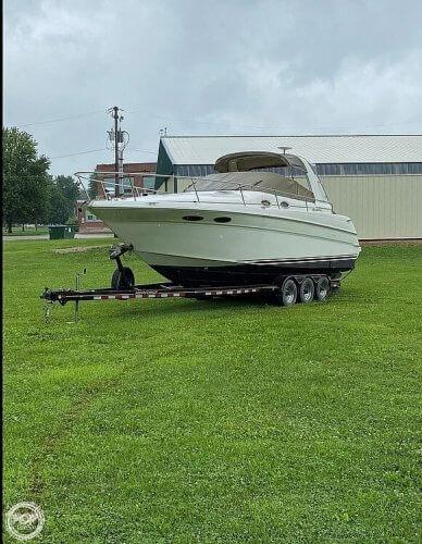 Sea Ray 290 Sundancer, 290, for sale in Illinois - $43,400
