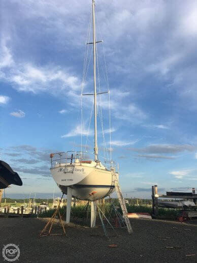 C&C MK III, 34', for sale - $44,500