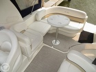 L-shaped Lounge Seating, Cockpit Table