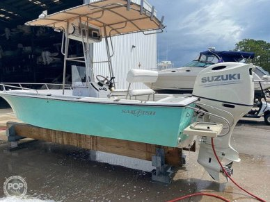 Sailfish Seminole SF200CC, 200, for sale - $33,350