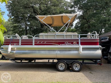 Sun Tracker Fishing Barge 20DLX, 20, for sale