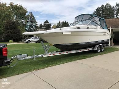 Sea Ray 270 Sundancer, 270, for sale - $38,900