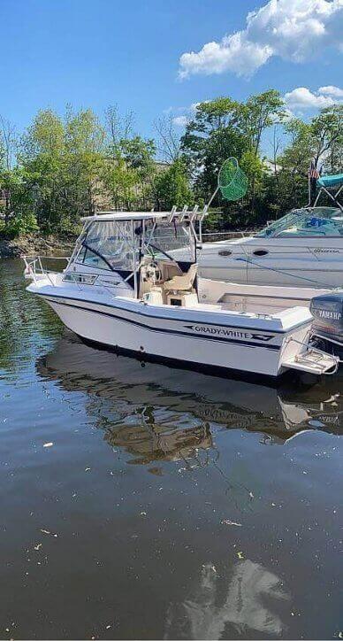 Grady-White Seafarer 226, 226, for sale - $26,250