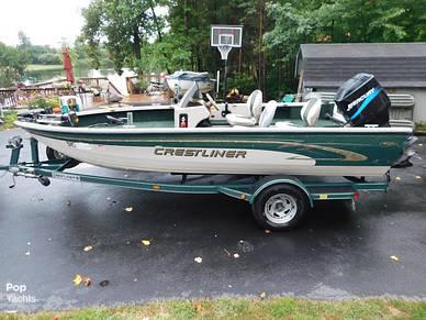 Crestliner 1750 Fish Hawk SC, 1750, for sale - $13,000