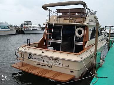 1981 Sea Ray 310 Vanguard Sedan Bridge - #2