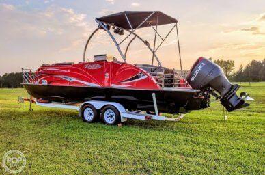 Caravelle 258PF Razor, 258, for sale - $69,500