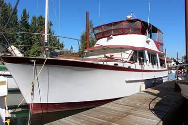 Tayana 42 Europa Sedan Trawler, 42, for sale - $160,000