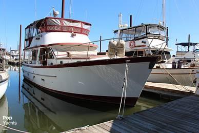 1979 Tayana 42 Europa Sedan Trawler - #2