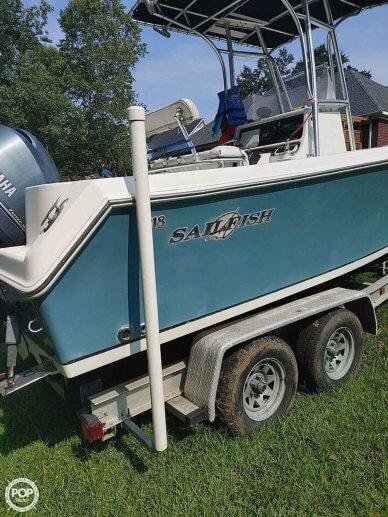 Sailfish 218, 218, for sale - $40,000