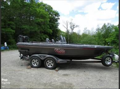 2008 Tuffy Boats 1890 Esox Deep V DS - #2