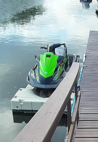 Yamaha VX Deluxe, PWC, for sale - $14,750
